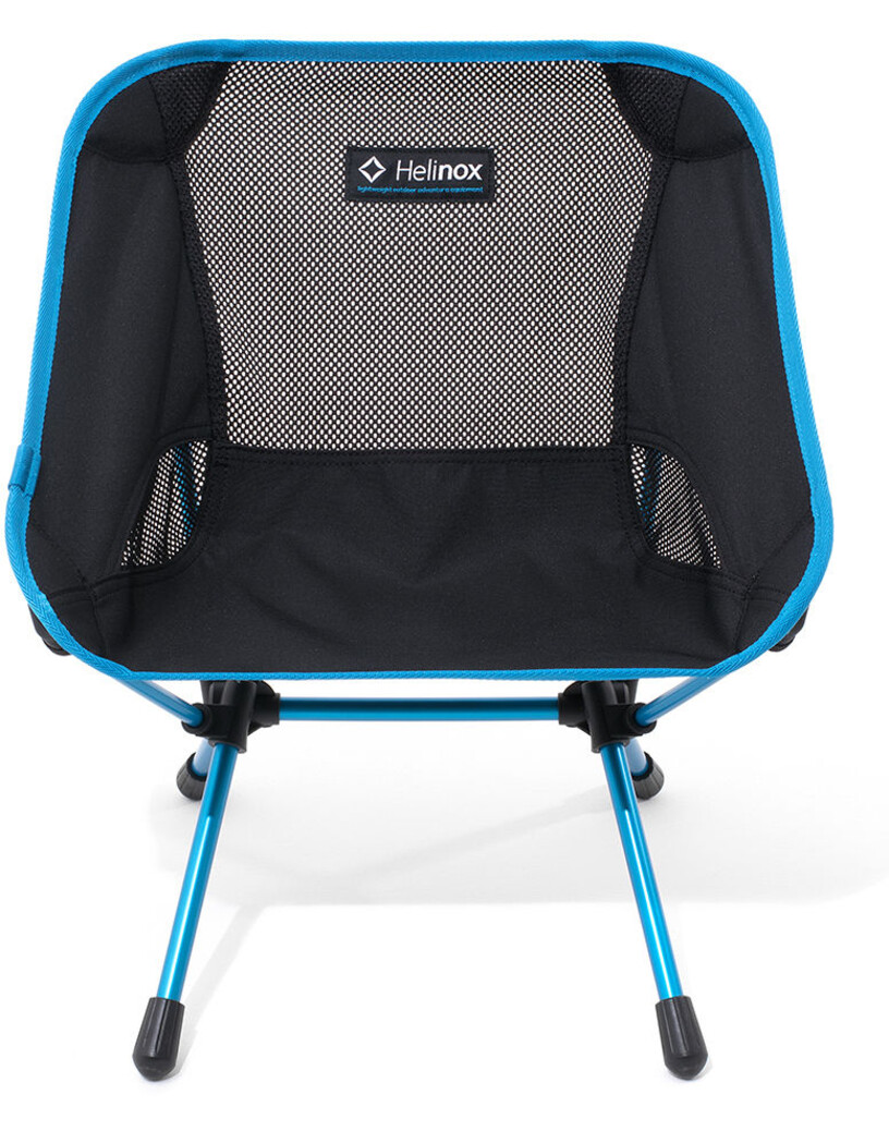 Helinox Chair One Mini Camp Stool Children Black Turquoise
